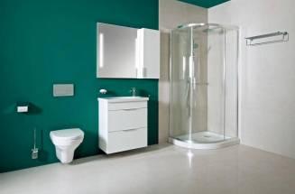 Vana nebo sprchový kout, dilema zařizování nové koupelny