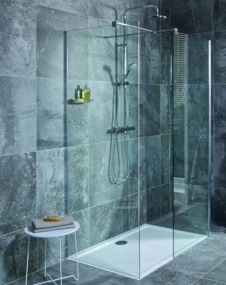 Sprchová stěna Cubito Pure