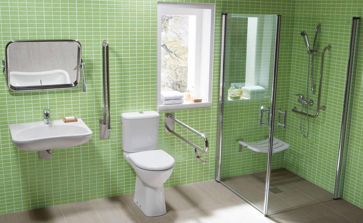 JIKA, koupelna bez bariér
