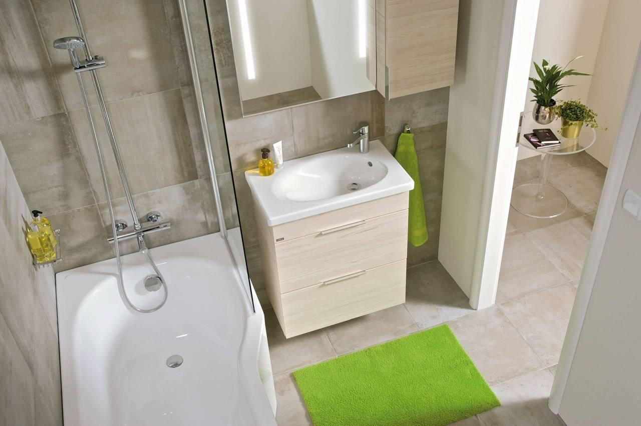 JIKA, tigo, koupelnový nábytek, skříňka pod umyvadlo, jasan