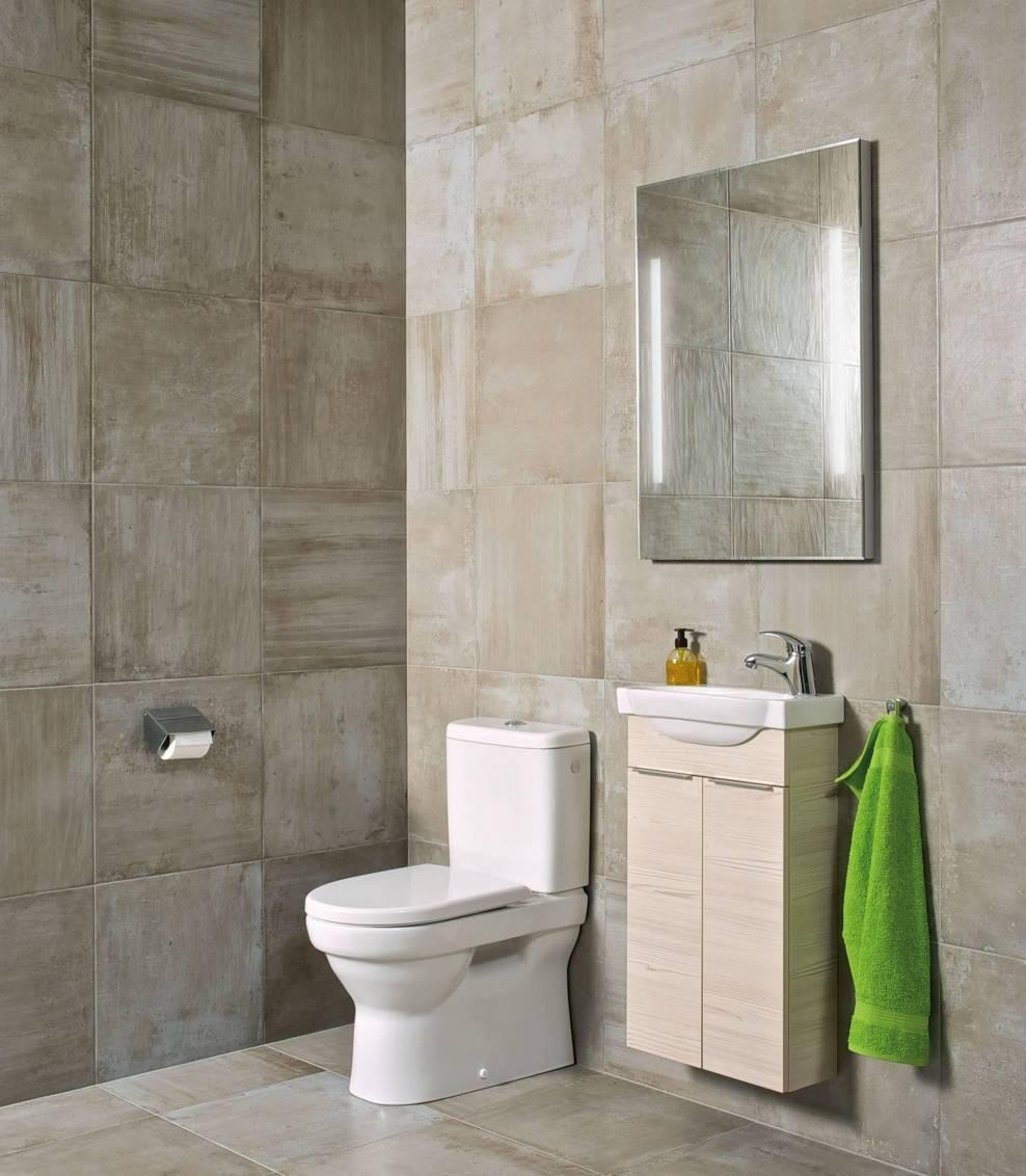 JIKA, kombiklozet Tigo, WC tigo, kombinační klozet, malá koupelna
