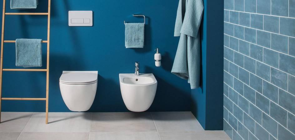 Rimless toaleta zajistí dokonalou čistotu a snadnou údržbu