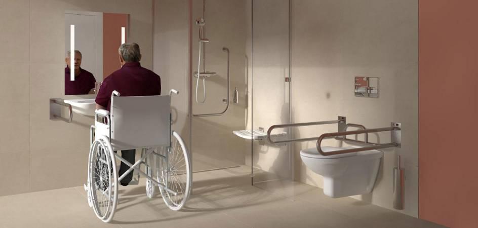 Jak na bezbariérovou koupelnu
