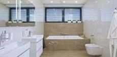 Koupelna s jedinečným výhledem: z vany rovnou na vinici